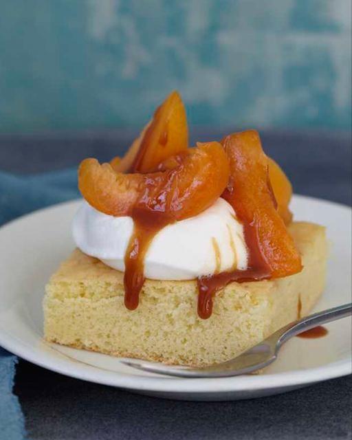 Almond, Orange Cake With Spiked Orange Sauce Recipes — Dishmaps