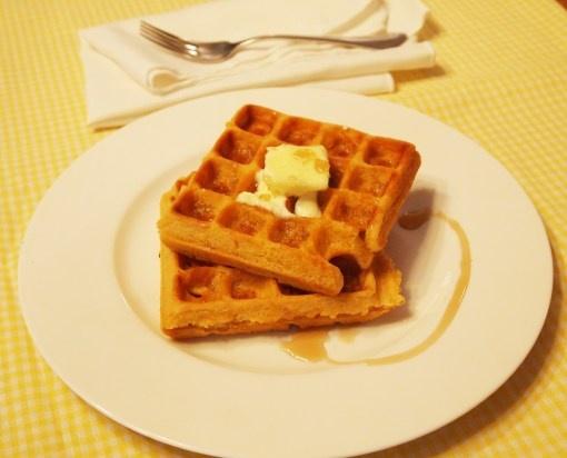 Sweet Potato Waffles | Comfortably Domestic Recipes | Pinterest