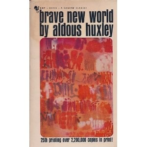 brave new world vs 1984 essay