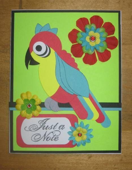Punch Art, Parrot