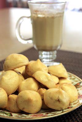 Espresso Meringues (Gluten Free) | Yummies to Try | Pinterest