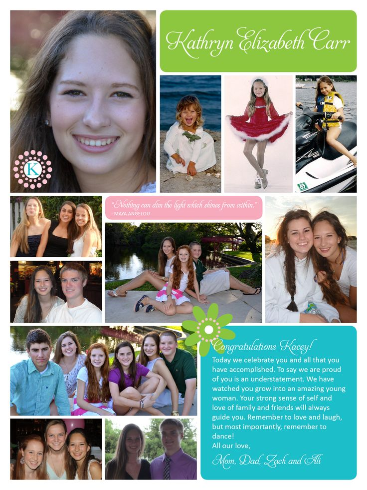 The gallery for senior page templates yearbook for Yearbook ad templates free