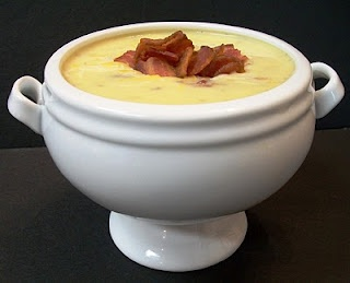Bacon Cheeseburger Soup Recipe | Soup Recipes | Pinterest