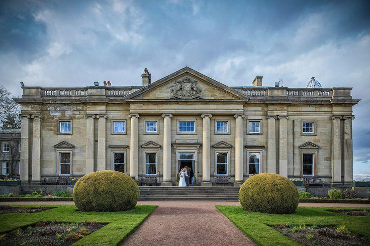 Wortley Hall Wedding