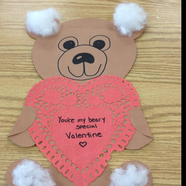 cute valentine's day arts and crafts