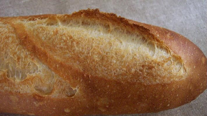 Overnight baguettes using Poolish. | Foody things | Pinterest