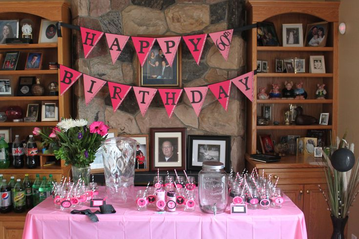60th birthday party decorations adult birthday party for 60th birthday decoration ideas