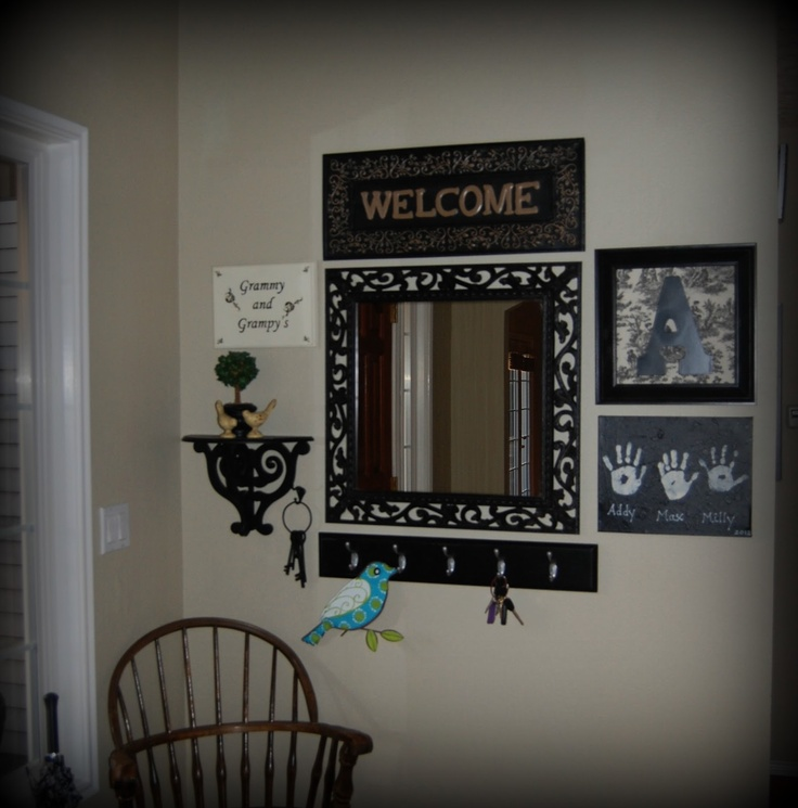 Image Result For Entry Way Decor