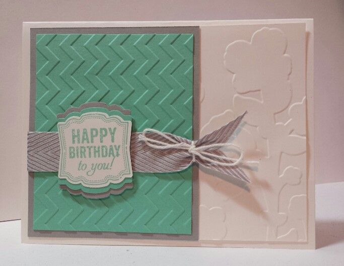 Stampin Up | Homemade Cards | Pinterest