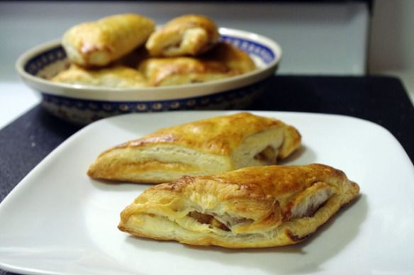 Apple turnovers | sweets | Pinterest