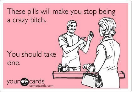 Not enough pills in the world