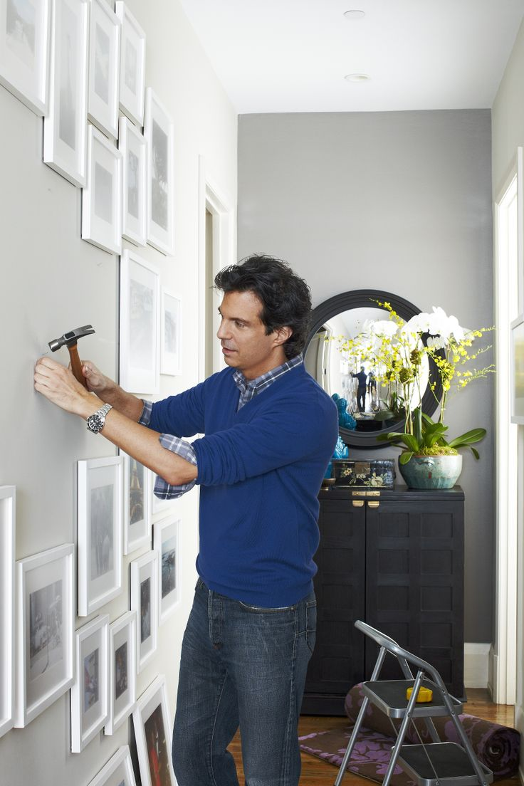 Adam Glassman 39 S 4 Steps To Perfectly Decorated Walls