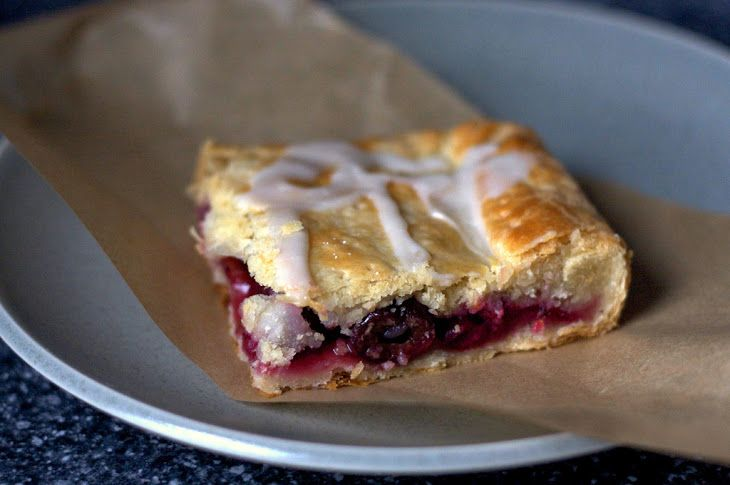 Sour Cherry Slab Pie | All Things Pie & Pastries | Pinterest