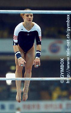 Vanessa Atler--my favorite gymnast!