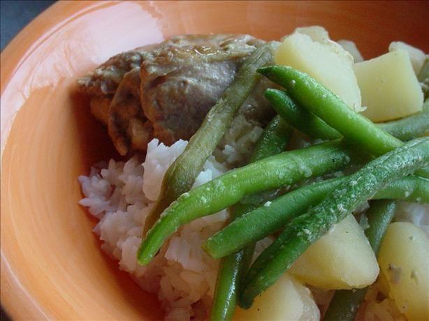 crock pot curry recipe with coconut milk recipes dishmaps crock pot ...