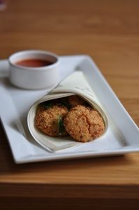 Vada (Lentil Fritters) These lentil fritters are crunchy, mildly spicy ...