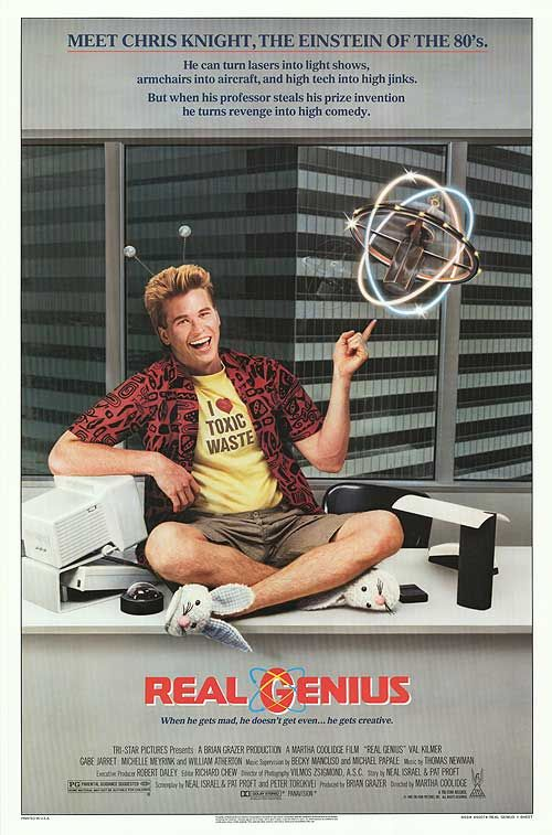 real genius quotes 6 inch spike