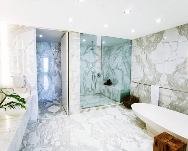 The luxury bathroom elle decor home the bath pinterest for Elle decor bathroom ideas