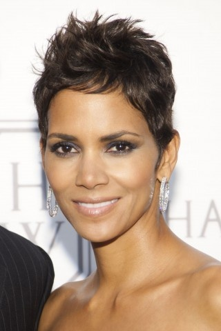Is it fair that genetically gifted Halle Berry would look amazing with no hair at all? Not really, but we can still envy her spiky pixie cut and copy it for ourselves.More Hairstyles for Older Women:Short Haircuts Over 50Bob Hairstyles Over 4010 Perfect PonytailsShort Hair Over 40Red Hair Over...