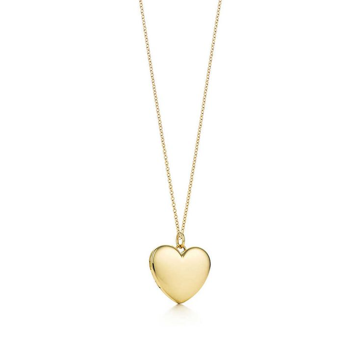 18k gold pendant: