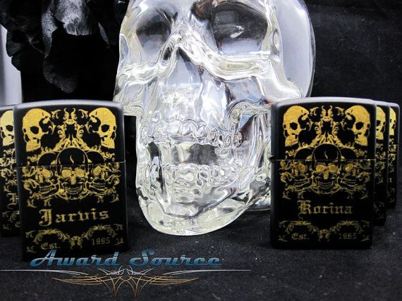zippo lighterZippo Lighter Skull Designs