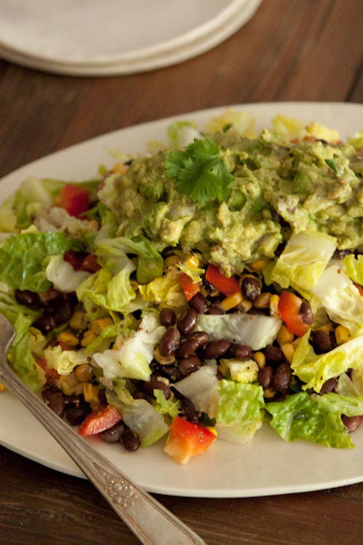Cowboy Caviar Chopped Salad | Recipe