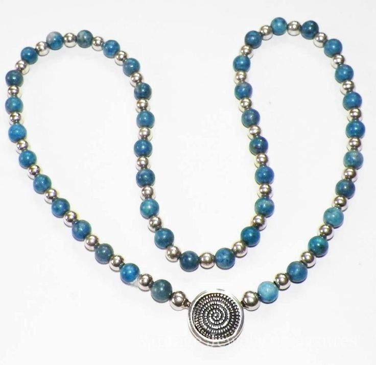 Carolyn pollack relios sterling silver blue gemstone bead for Carolyn pollack jewelry qvc