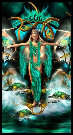 Most Popular Greek Goddesses Fun