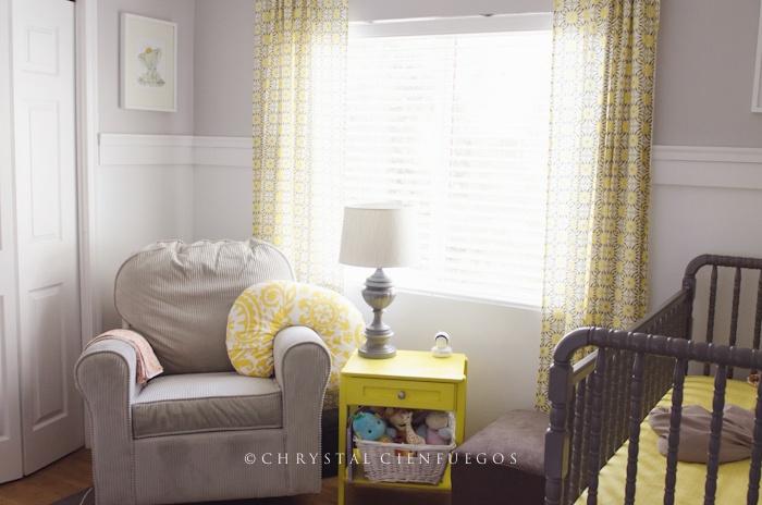 Yellow And Gray Nursery Baby C Dub C Watts