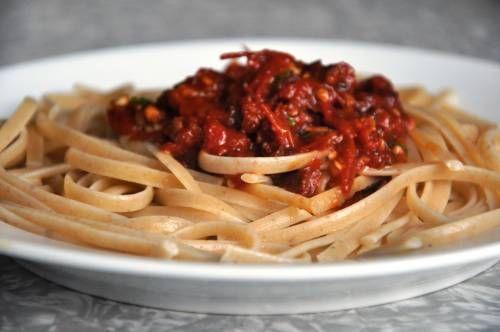 Slow-Roasted Tomato Sauce Recipe