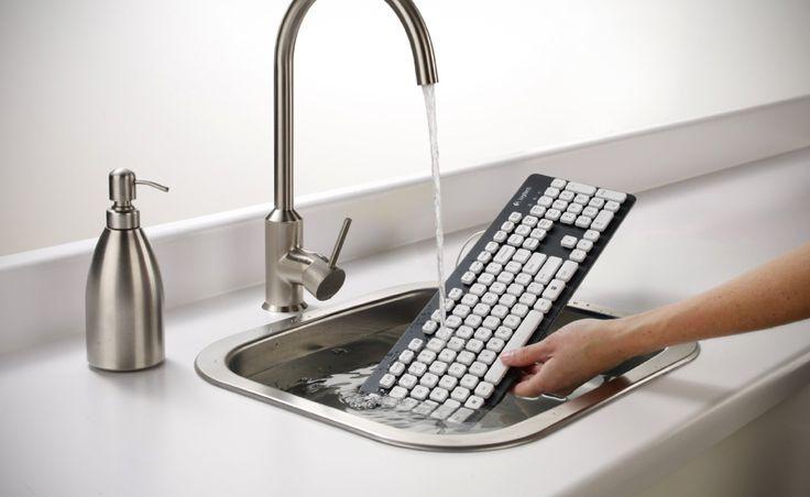 Water-resistant keyboard.