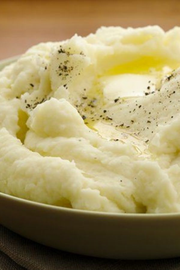 Velvet Mashed Potatoes | Recipe