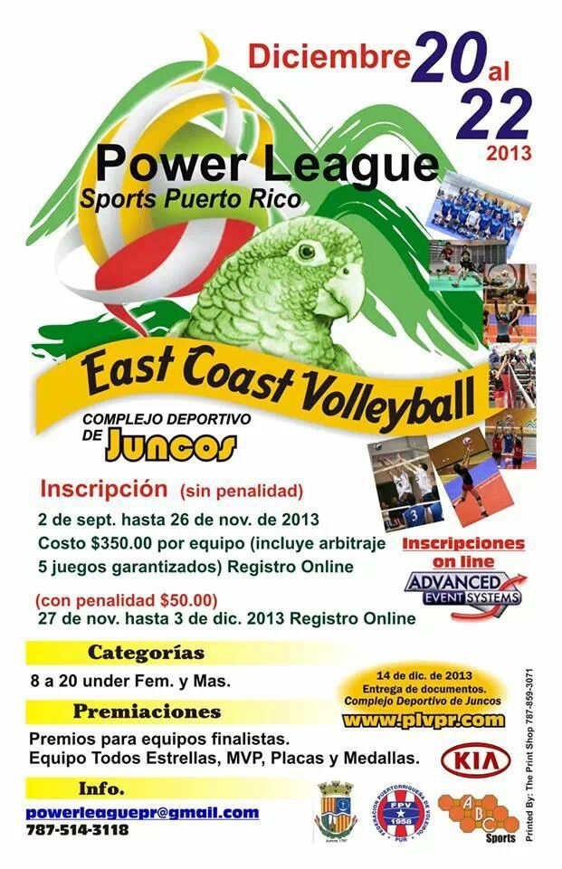 Power League: East Coast 2013 @ Complejo Deportivo, Juncos #sondeaquipr #powerleague #eastcoast #complejodeportivo #juncos #paralosninos