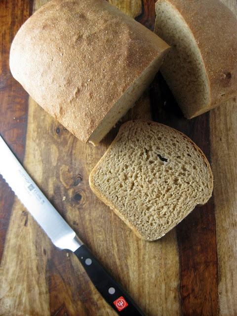 Honey Whole Wheat Bread | Bread | Pinterest