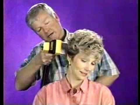 Flowbee hair cutting system 1992  Advertising  Pinterest