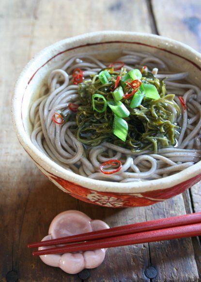 Toshikoshi Soba Recipe — Dishmaps
