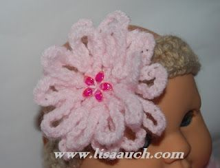 BABY CROCHETED HEADBANDS | Crochet For Beginners
