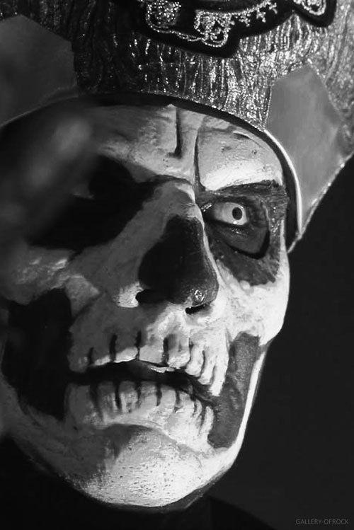 Pin Papa Emeritus Ghost 3 By Rodrigo Terco Fredes ...