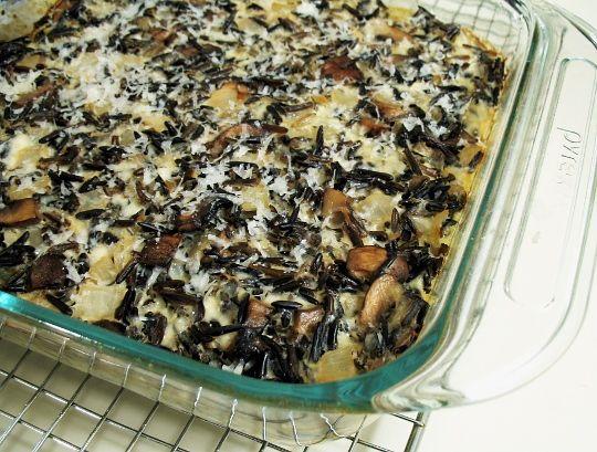 Recipe Recommendation: Mushroom Casserole from 101 Cookbooks