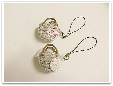 Mini Crochet Bag : Mini crochet bag Crochetables & Yarn Stuff Pinterest