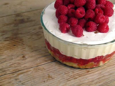 Summer Berry Trifle | Trifles, Puddings and Parfaits | Pinterest