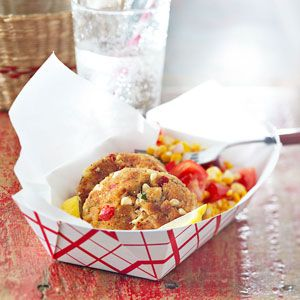 Maryland Corn and Crab Cakes. This corn and crab cakes recipe tastes ...