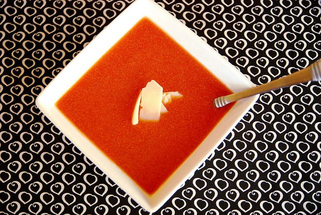 Nordstroms slow cooker tomato basil soup 2 by lindsay_weiss, via ...