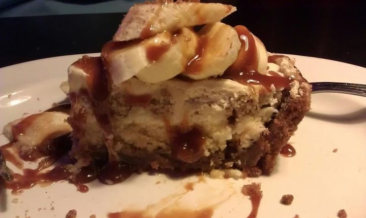 Dave & Buster's Bananas Foster Pie | My Weakness | Pinterest
