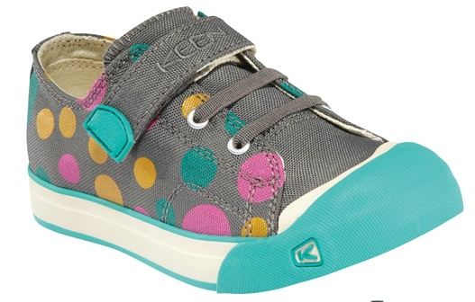 These Keen shoes for kids are so cute! Toddler Coronado Gargoyale Dots