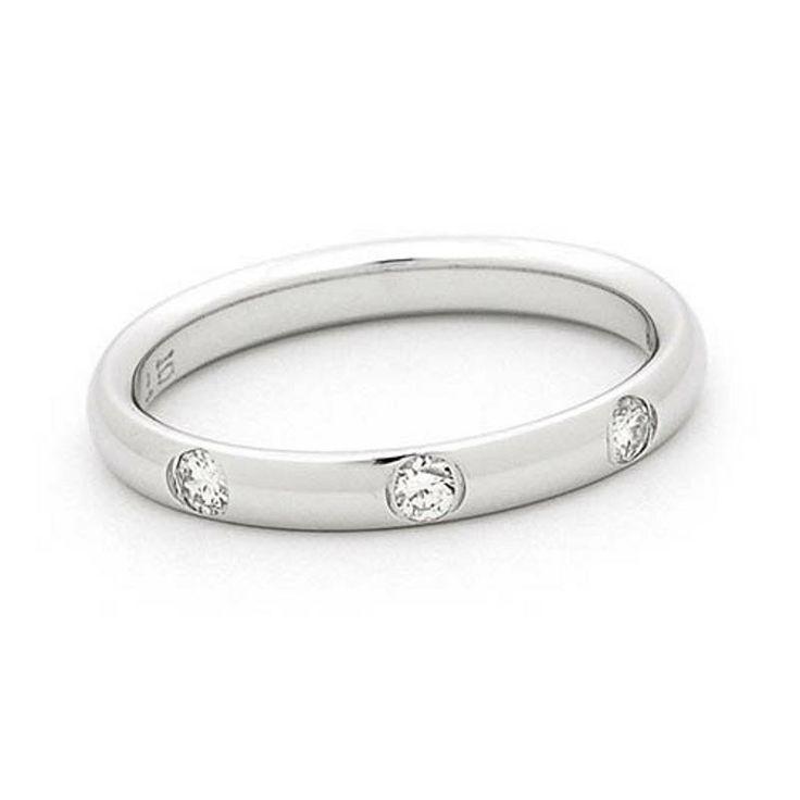 Ladies Wedding Rings Designs by Mark Milton – 1242W