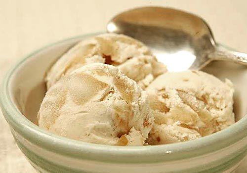 Recipe: Baked apple ice cream