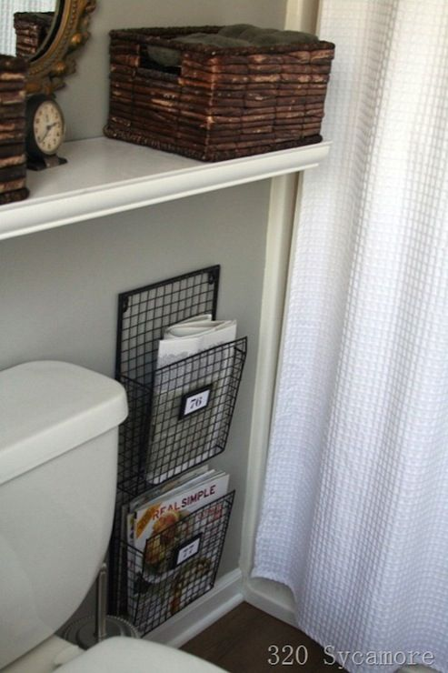 T J Maxx Wire Wall Magazine Holders Diy For The Home Pinterest
