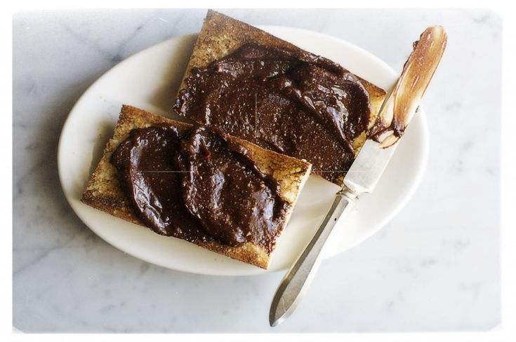 Chocolate Hazelnut Spread | Puddings, Jams, & Custards | Pinterest