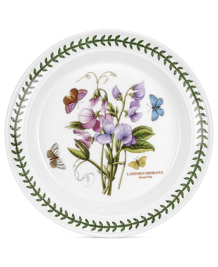 Portmeirion Dinnerware Botanic Garden Dinner Plate